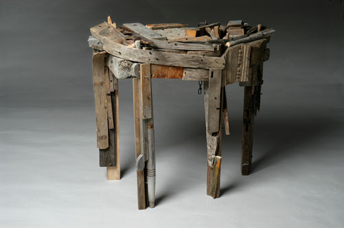 A Table Made of Wood #25, Gord Peteran